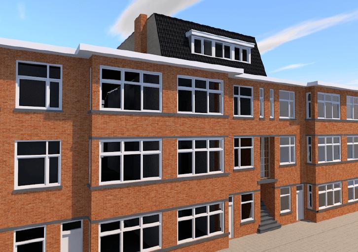 Den Haag | dakopbouw 2e verdieping | Dakopbouw Totaal